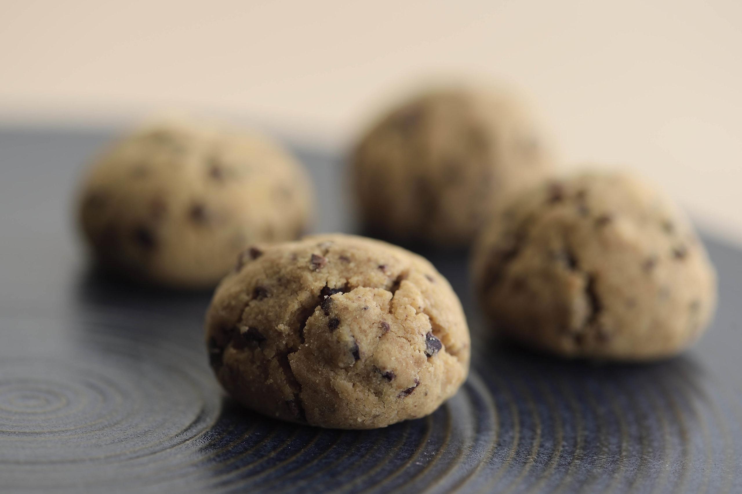 カカオニブクッキー